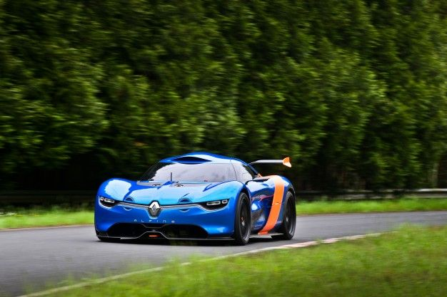 Ownership of Revived Alpine Brand to be Split 50/50 Between Renault-Nissan and Caterham