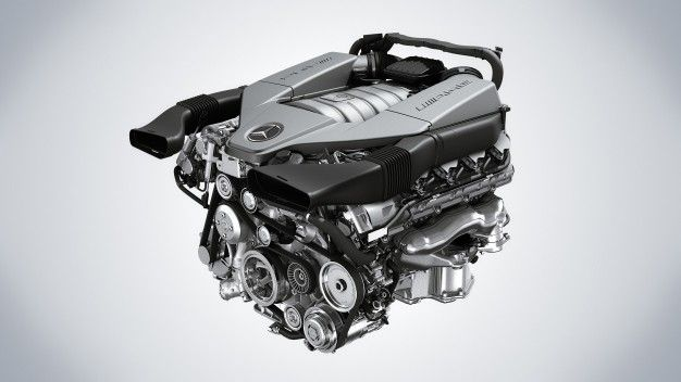 Mercedes-AMG Developing Twin-Turbo 4.0-Liter V-8 for Next-Gen C63 and SLS Replacement