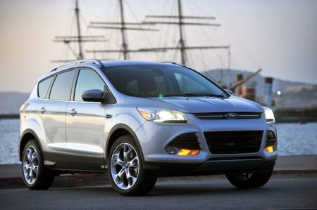 Lincoln to Debut Escape-Based MKC Crossover in Detroit [2013 Detroit Auto Show]
