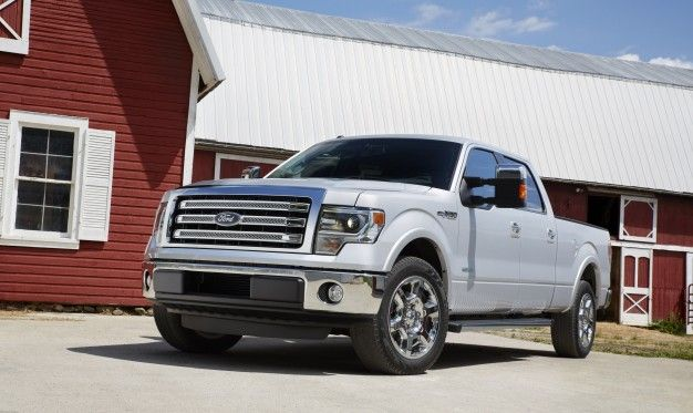 Sources Say Ford to Reveal 2015 F-150 Concept in Detroit [2013 Detroit Auto Show]
