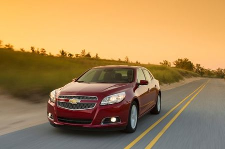 Chevrolet Malibu to Get Early Mid-Cycle Makeover