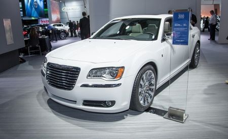 2013 Chrysler 300 Motown Edition: Detroit Music Heritage Looks Good [2013 Detroit Auto Show]