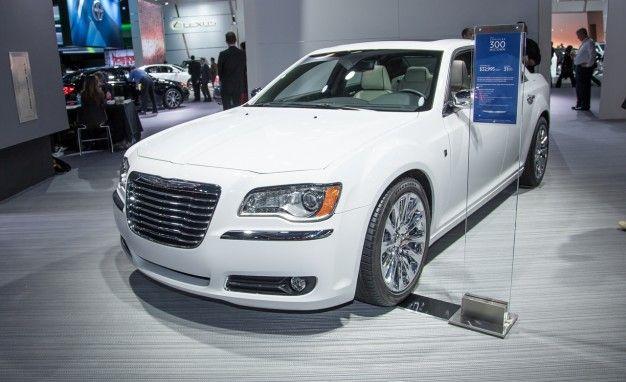 2013 Chrysler 300 Motown Edition: Detroit Music Heritage Looks Good [2013 Detroit Auto Show]