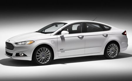 2013 Ford Fusion Energi Plug-In Hybrid EPA-Certified, Earns 100 MPGe Combined Rating