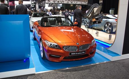 BMW Z4 Gets the Tiniest Touch of Botox for 2014 [2013 Detroit Auto Show]