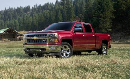GM Details 2014 Chevrolet Silverado and GMC Sierra's 5.3-Liter V-8 Engine