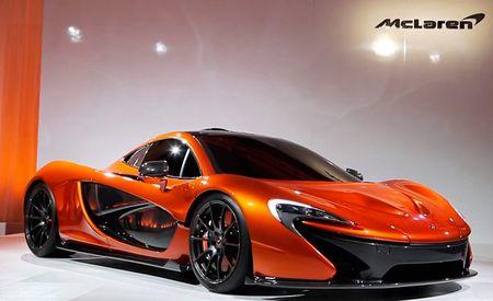 McLaren Reveals More Details on Production P1 Supercar at Private Event