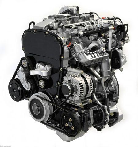 Ford Confirms 3.2-Liter Diesel for 2014 Ford Transit