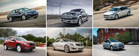 2013 North American Car and Truck of the Year Finalists Announced [2013 Detroit Auto Show]