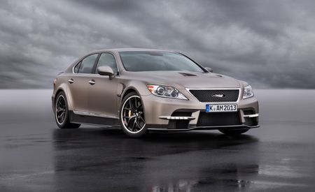 F Sport, Schmeff Schport: This LS Should Be Lexus's Answer to Germany's Luxury Rockets