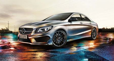 2014 Mercedes-Benz CLA-class Photos Posted Early