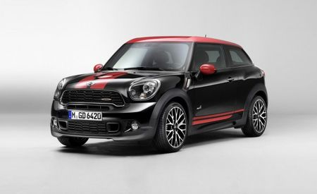 First Photos of Mini Paceman John Cooper Works Ooze onto the Internet [2013 Detroit Auto Show]