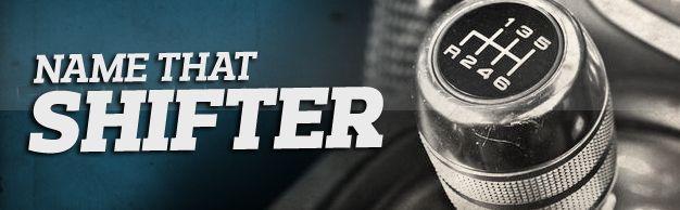 Name That Shifter, No. 188: 2016 Mazda 2