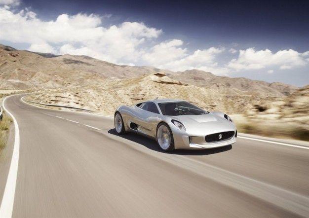 Good News, Bad News: Jaguar Land Rover Gets a Line on Cheap Aluminum; the C-X75 is Dead