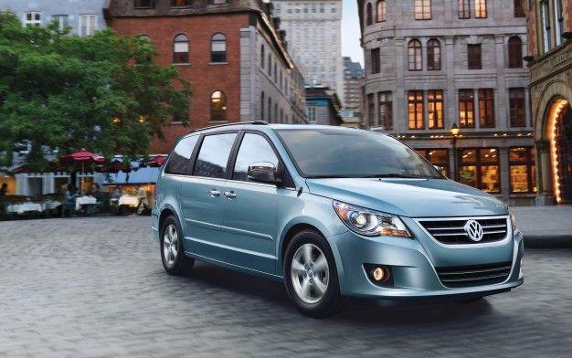 Volkswagen Routan Minivan Not Dead Yet, But Future Looks Bleak