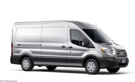 Ford Confirms Full Powertrain Lineup for 2014 Transit Van