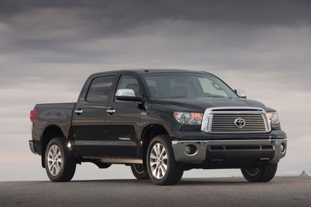 All-New 2014 Toyota Tundra to Debut in Chicago [2013 Chicago Auto Show]