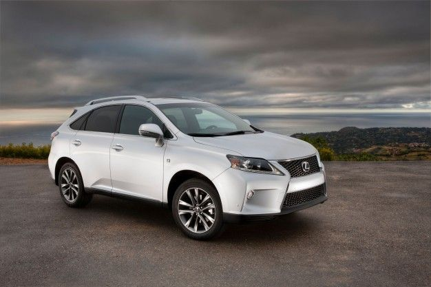 Lexus Considering Compact Crossover, According to Sources