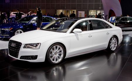 Audi Prices 2014 A8L TDI, Confirms EPA-Estimated Mileage