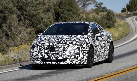 Cadillac Hypes its Extended-Range ELR Hybrid in Camo [2013 Detroit Auto Show]