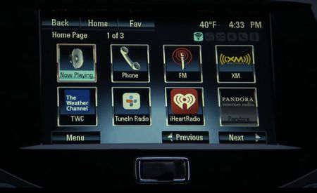 GM Opens Infotainment API to Developers to Spur Vehicle-Specific Apps [2013 CES]