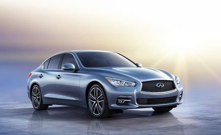 Infiniti Q50 Will Get Mercedes-Benz Turbocharged Four