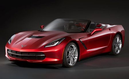 2014 Corvette Stingray Convertible Geneva Debut Confirmed [2013 Geneva Auto Show]