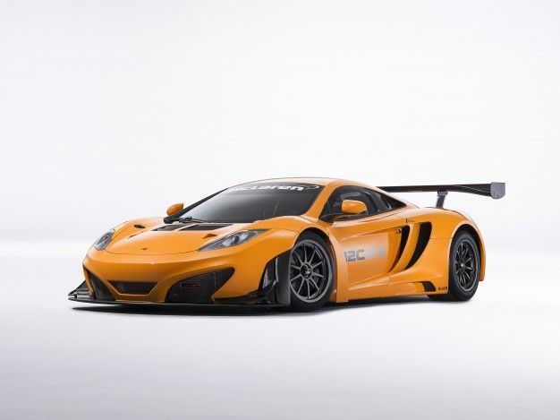 McLaren MP4-12C GT3 Now for Everyman—Every Man Who Can Spare $519,865