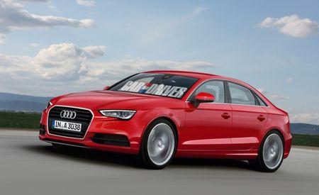 Next-Generation Audi A3 to Get Sedan-Based Droptop Variant