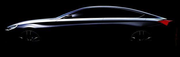 Hyundai to Debut Sleek HCD-14 Concept in Detroit [2013 Detroit Auto Show]