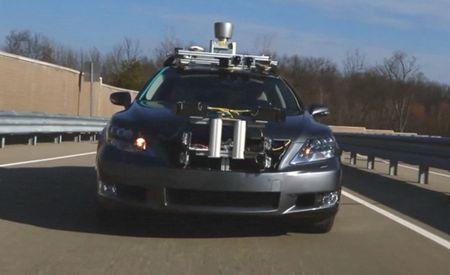 Lexus Previews Advanced Active Safety Research Vehicle [2013 CES]