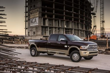 2013 Ram 3500 HD Towing Capability Upped to 30,000 Pounds