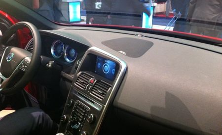 Volvo Shows Off Touch-Screen Retrofit for XC60, S60 [2013 CES]