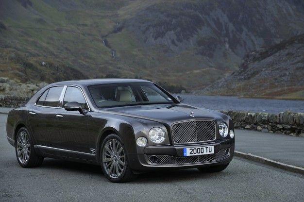 Swank Bentley Mulsanne Getting Even Swankier for 2014 [2013 Geneva Auto Show]