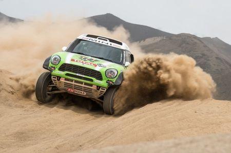 Dakar Wrap-Up and the Anatomy of a Dakar-Winning Mini Countryman