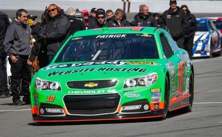 Kiss Another NASCAR Record Goodbye as Danica Patrick Takes Daytona 500 Pole