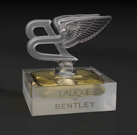 Take Heed, Odoriferous Affluent: Bentley to Launch Luxury Fragrance Collection
