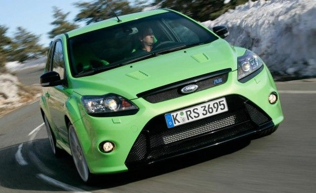 reports hint at ford focus rs return in 2015, likely would come