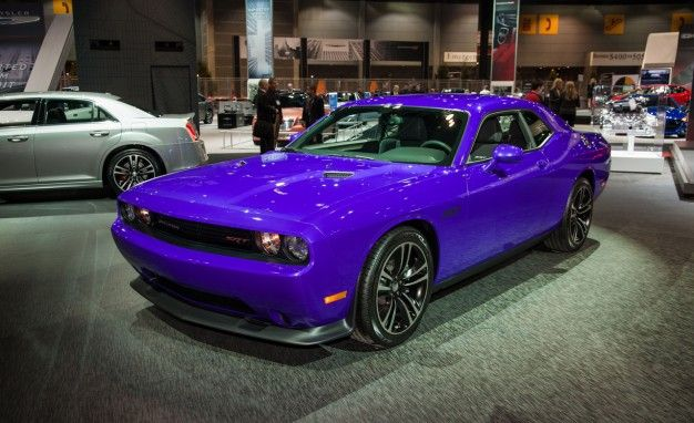 2013 Dodge Challenger SRT8 Core Debuts: Just the Basics, All the Power [2013 Chicago Auto Show]