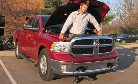 Ram Announces 2014 1500 EcoDiesel Pickup Coming Later This Year