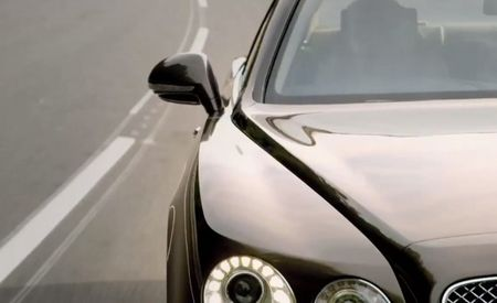 Bentley Previews 2014 Flying Spur Sedan [2013 Geneva Auto Show]