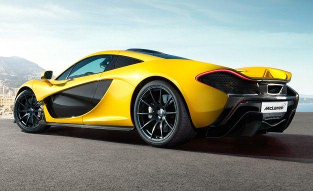 2014 McLaren P1: Staggering Performance Estimates, $1.15 Million ...
