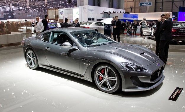 Maserati Adds Formerly Deleted Rear Seats and More Power to GranTurismo MC Stradale [2013 Geneva Auto Show]