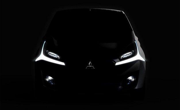 Mitsubishi Debuting GR-HEV Hybrid Truck, CA-MiEV EV Concepts [2013 Geneva Auto Show]