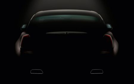 Rolls-Royce Sends Out Second Wraith Teaser, Car to Have Rear End [2013 Geneva Auto Show]