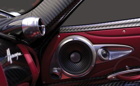 Pagani Details Sonus Faber Sound System for Huayra Supercar [2013 Geneva Auto Show]