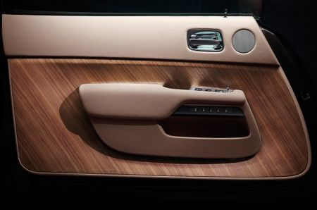 Rolls-Royce Wraith Interior Teased, Inspired by Yachts, Airplanes, and France [2013 Geneva Auto Show]