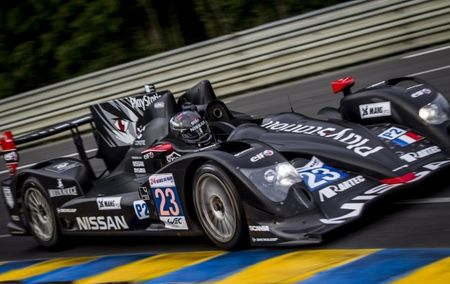 Nissan Will Return to Le Mans in 2014 Emphasizing Electric Technology