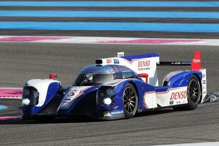 Toyota Reveals Updated TS030 WEC Hybrid Le Mans Prototype Racer