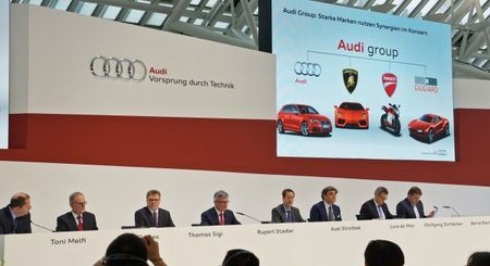 Audi Planning New Range of Q Crossover Models
